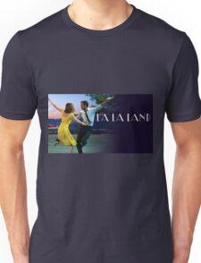 La la land logo dance Unisex T-Shirt