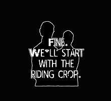 Riding Crop by ThwartedBear