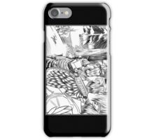DADC #26 - Anders, Fenris, and Hawke iPhone Case/Skin