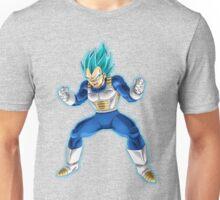 Super Saiyan God Super Saiyan Vegeta (SSB Vegeta) Unisex T-Shirt