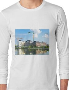 Building Construction Long Sleeve T-Shirt