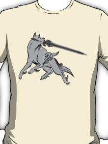 Great Grey Wolf Sif T-Shirt
