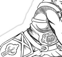 DADC #30 - The Iron Bull Sticker