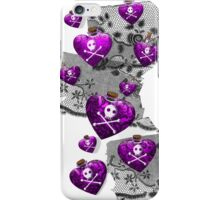 Love Kills (Sometimes) iPhone Case/Skin