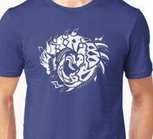 Ivory Lagiacrus Sigil Unisex T-Shirt