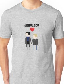 Johnlock! Unisex T-Shirt