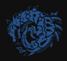 Lagiacrus Sigil by thelonevoice