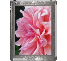 Dahlia named Fire Magic iPad Case/Skin