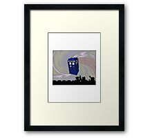 Movie time! Framed Print