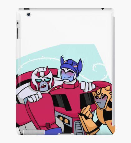 Autobot Family iPad Case/Skin