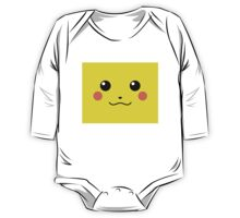 pika smile One Piece - Long Sleeve