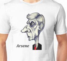 Arsene Wenger Unisex T-Shirt