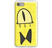 Bill nye the triangle guy iPhone Case/Skin