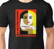 Women's March on San Antonio, Texas January 21, 2017 Unisex T-Shirt