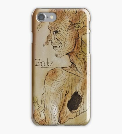 Ent iPhone Case/Skin