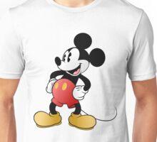 old mickey Unisex T-Shirt