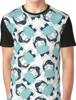 Cat People Graphic T-Shirt
