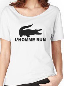 L'Homme Run Women's Relaxed Fit T-Shirt