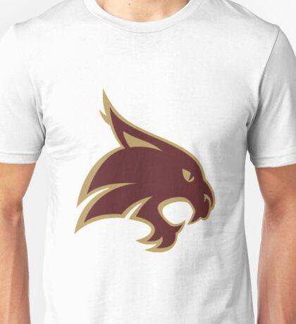 Texas State Bobcats University Unisex T-Shirt