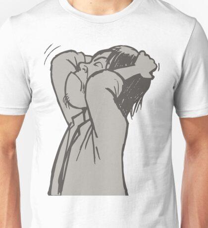 im crazy Unisex T-Shirt