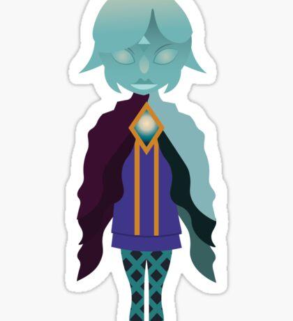 Fi Legend of Zelda Sticker