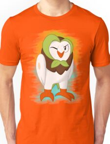 Pokemon - #723 ( Dartrix ) Unisex T-Shirt