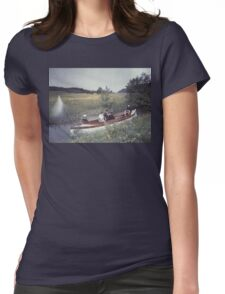 Reminiscences Womens Fitted T-Shirt