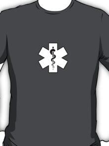 White Star of Life T-Shirt