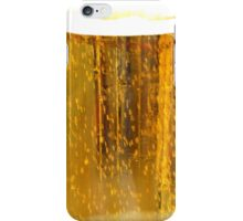 A beer...  iPhone Case/Skin