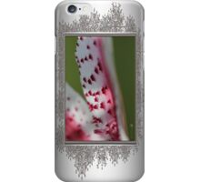 Oriental Lily named Tiger Edition iPhone Case/Skin