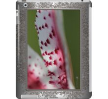 Oriental Lily named Tiger Edition iPad Case/Skin