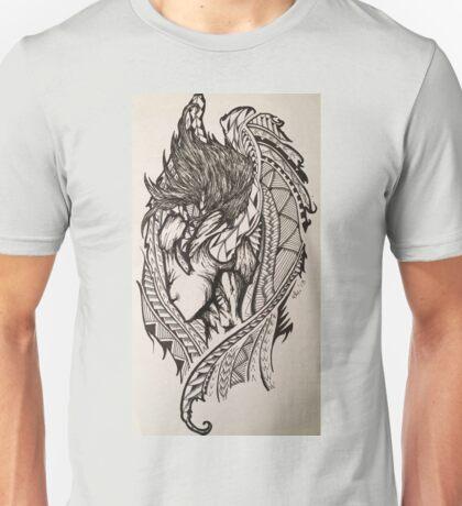 Unseen angel Unisex T-Shirt