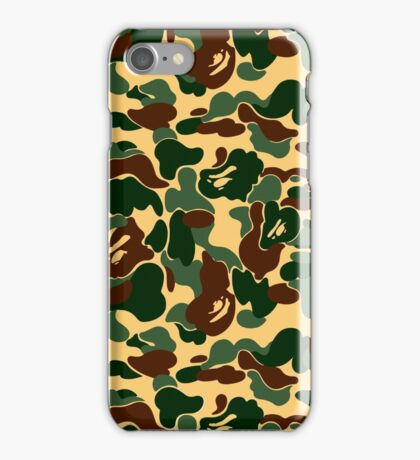 BAPE OG Camo iPhone Case/Skin