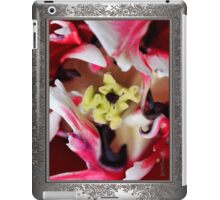 Double Late Peony-Flowered Tulip named Horizon iPad Case/Skin