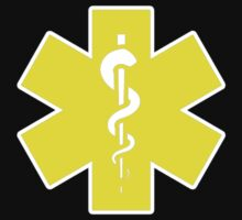 Yellow Star of Life by ColaBoy