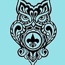 Louisiana Owl by M McKeithen