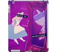 Stuck in Wonderland iPad Case/Skin