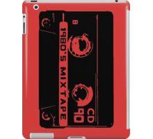 1980's mixtape iPad Case/Skin