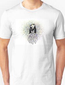 Iceberg Penguin Kiss Unisex T-Shirt