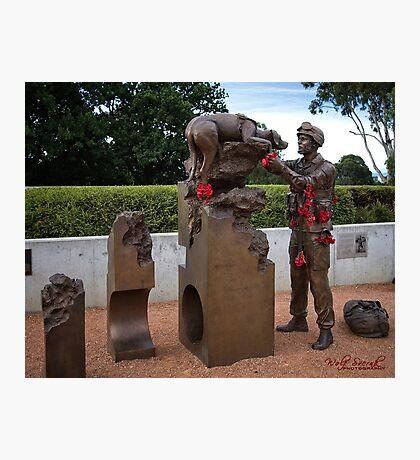 Australian War Memorial in Canberra/ACT/Australia (9) Photographic Print