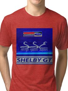 Shelby GT Sturgis Special Edition Tri-blend T-Shirt
