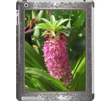 Eucomis named Leia iPad Case/Skin