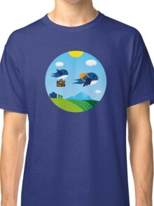Swallows go to Africa Classic T-Shirt