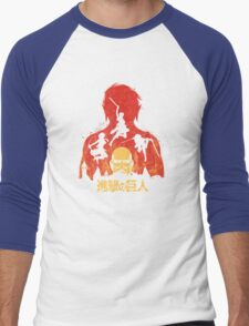 Kill Them All  Men's Baseball ¾ T-Shirt