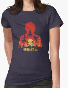 Kill Them All  Womens Fitted T-Shirt