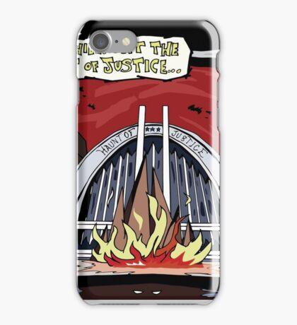 Haunt of Justice iPhone Case/Skin