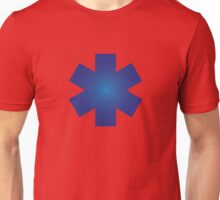 EMS Star of Life (gradient) Unisex T-Shirt