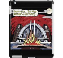 Haunt of Justice iPad Case/Skin