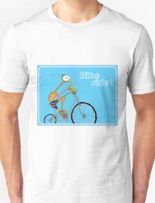 Bike Ride! Unisex T-Shirt