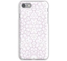 Modern stylish floral texture  iPhone Case/Skin
